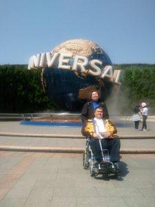 ที่สวนสนุก Universal Studio